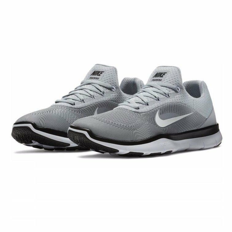 Nike Free Trainer V7 TB Men's Running/Training Shoes 100 Retail Gray or Red New