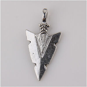 25 Cactus Tibetan Silver Charms Pendants Jewelry Making Findings EIF0209