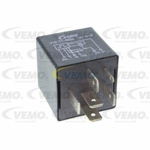 VEMO RELAIS WISCH-WASCH-INTERVALL OPEL CORSA RENAULT TWINGO VW V15-71-0025