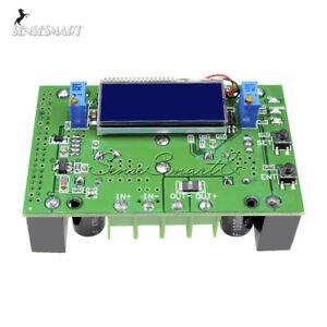 10A-DC-DC-CC-CV-Step-Down-Power-Supply-Module-LCD-Dual-Display-Case-Adjustable
