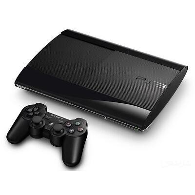 Playtation 3 PS3 Super Slim 500GB (VGC) FREE EXPRESS POSTAGE