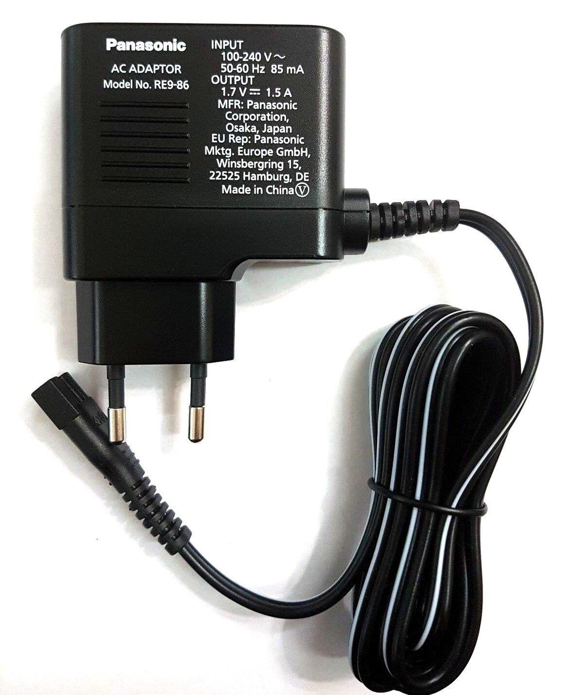 Panasonic WERGC70K7664 Ladekabel für ER-GC50 ER-GC70 für Haarschneider