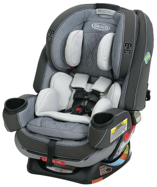 Graco 4ever 4 In 1 Convertible Car Seat Extend2fit Platinum Hayden