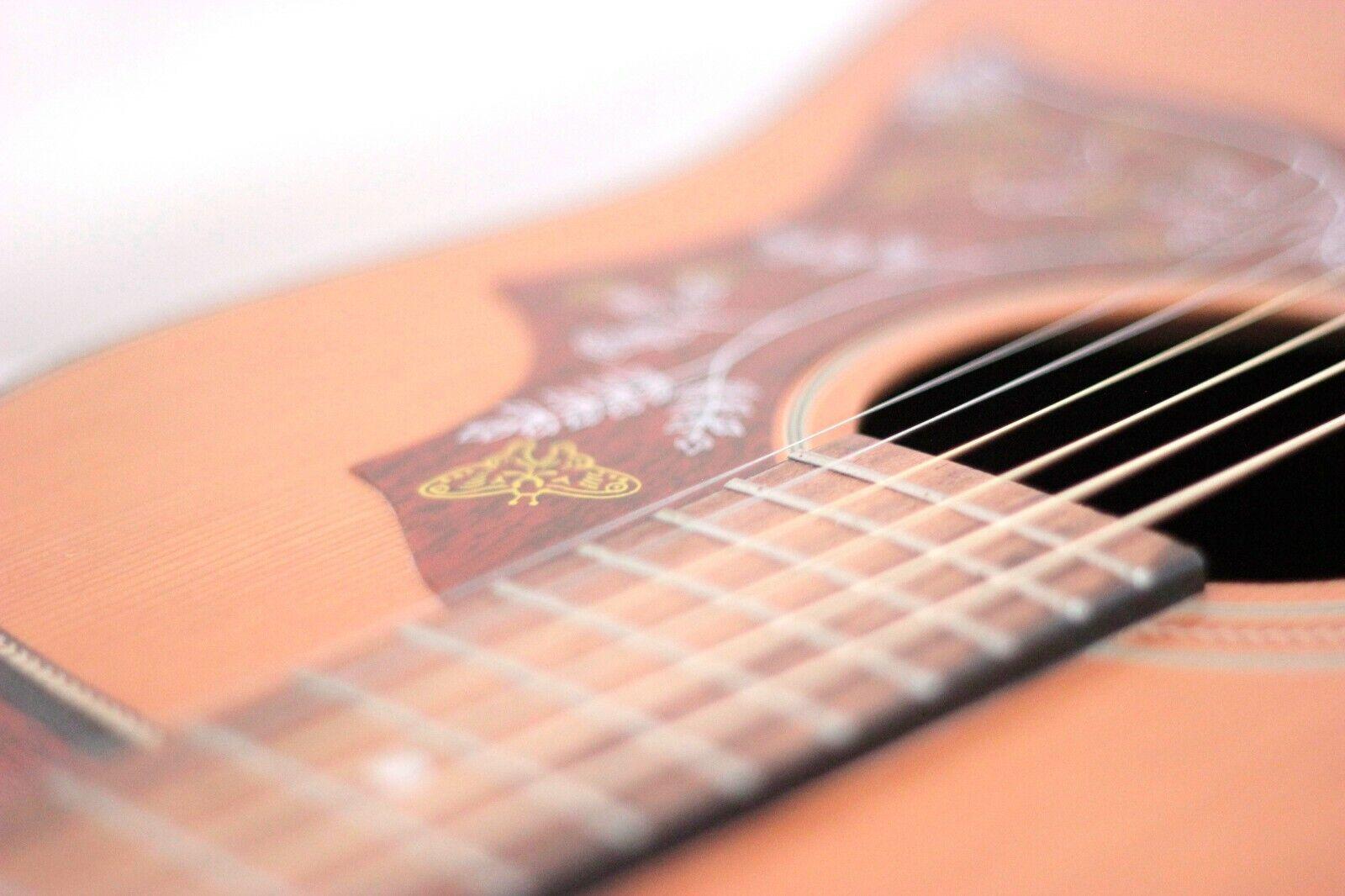 Gitarre Westerngitarre Stagg - Neuwertiger Zustand - Kein Kratzer