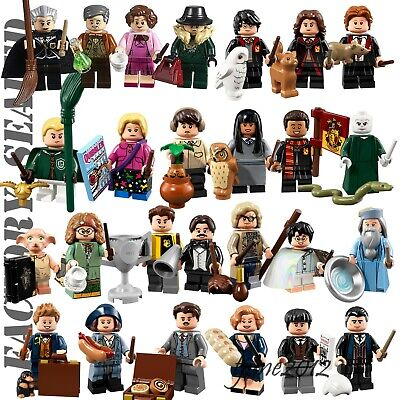 71022 Lego Harry Potter Minifigures Harry Potter Hedwig Unopen Factory Sealed