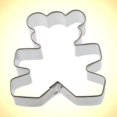 Polar Bear Cookie Cutter 4 in B1357 Foose Cookie Cutters US Tin Steel