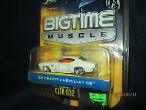 1969-CHEVY-chevelle-ss-BIGTIME-MUSCLE-1-64-dub-city-jada-toys-8-white