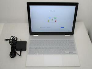 "Google Pixelbook C0A Chrome 12.3"" TouchScreen i7-7Y75 1.3Ghz 16GB 512GB Wi-Fi BT"