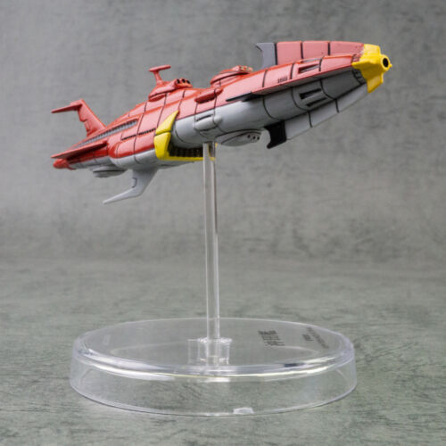 "#F62-887 Zacca P.A.P Star Blazers YAMATO 5/"" figure Okita ship"