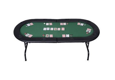 Mat Players 10 Felt Tablecloth Layouts 180*90cm Poker Table Cloth Texas Tapis