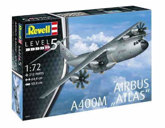Revell 1 72 Airbus A400M  Atlas