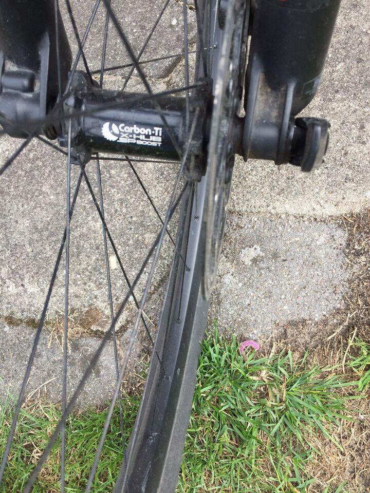 andet mærke BMC agonist 01, full suspension, L tommer