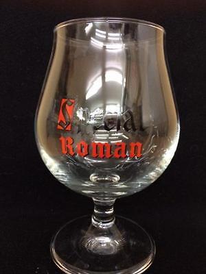Special Roman Belgian Beer Glass