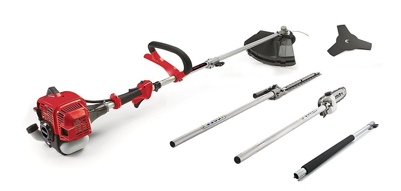 Mountfield Multi-Tool 5 in 1 Garten Benzin Gartenschere Heckenschere Trimmer