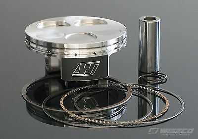 Wiseco Piston Kit 13.1:1 Compression 08,09 Honda CRF250 R CRF 250 4949M07800