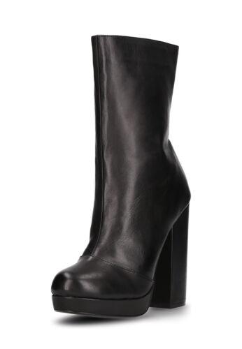 London Leder Buffalo Echt Schuhe Damen TdYXd6qZn