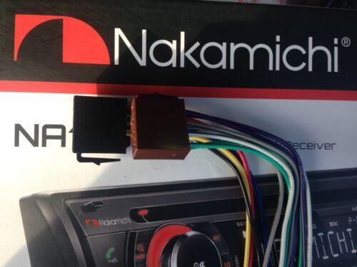 NAKAMICHI NA1600 AND NA788  2PC POWER PLUGS