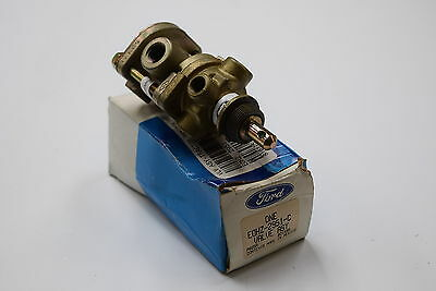 Ford OEM Tractor Brake Air Protector Valve NOS E0HZ-2951-C 1980-1989 F700//800