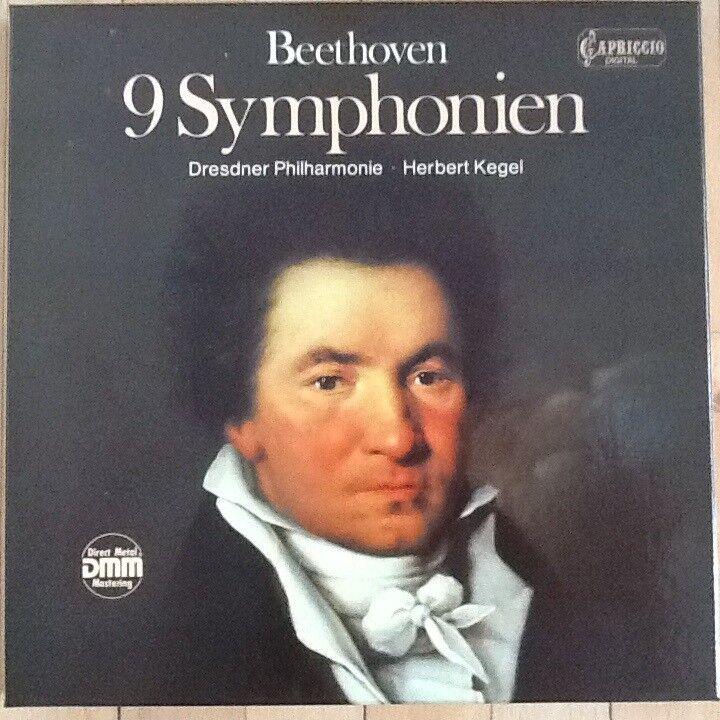 LP, Beethoven, Dresdner Philharmonie