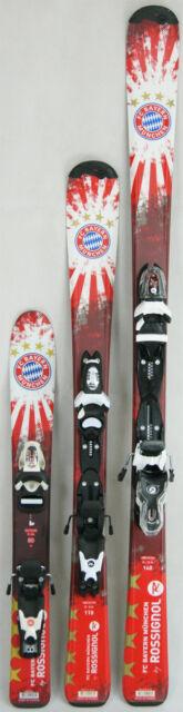 Rossignol Kinder Ski  FC Bayern München Modell 2014 NEUWARE versch. Längen