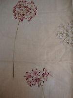 61cm SANDERSON Summer Breeze cotton curtain fabric remnant
