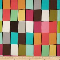 Paint Chips On Dark Brown By The Yard Michael Miller