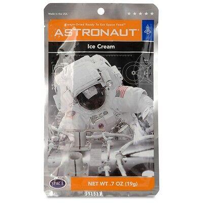 Neopolitan Ice Cream NASA Astronaut Space Food
