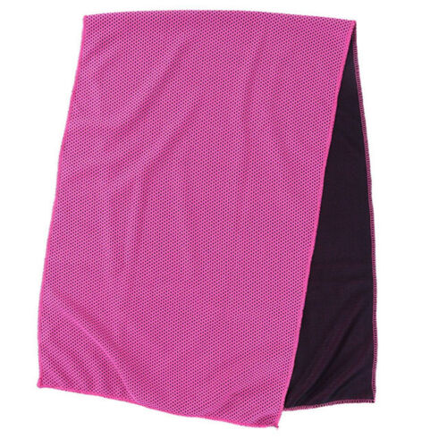Sweat Wipe Towel Gym Pro Sports Cool Towel Exercise Jogging Instant Chilly Pad