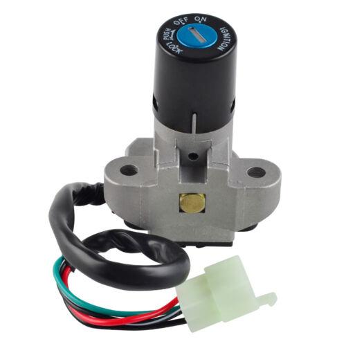 Ignition Key Switch For Suzuki GSX R1100 R600 R750 1100F 750F 6000F GSF400 GS500
