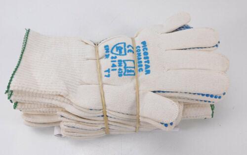 TG 7 10 paia picostar-guanto tessile con scanalata Guanti da lavoro