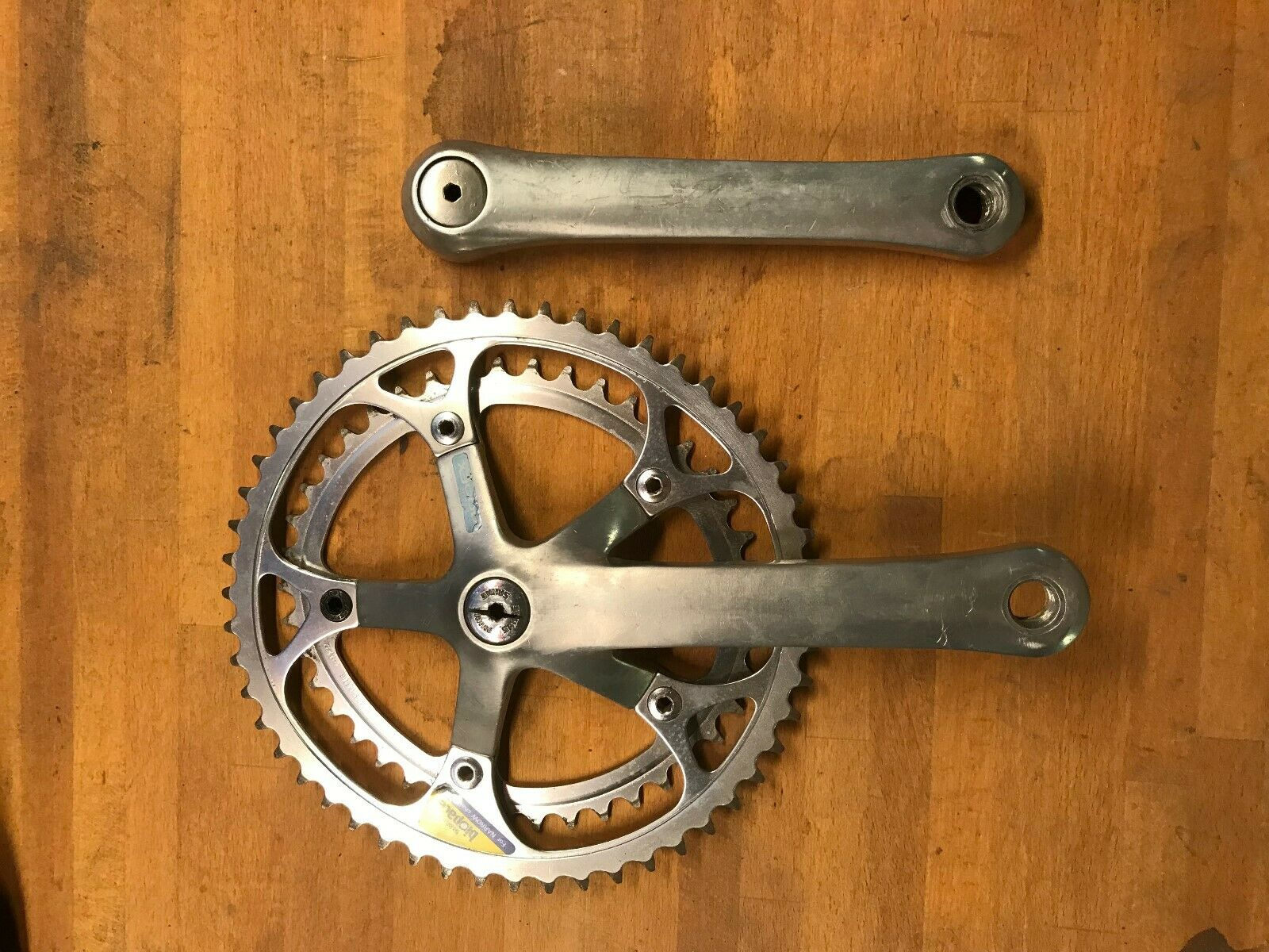 Shimano FC-A400 Exage 400 Biopace Crankset  & Chainrings 42  52 170mm  no hesitation!buy now!