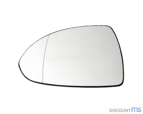 Vidrio pulido izquierda cromado asphärisch para Opel Corsa D s07 van s07 06-14