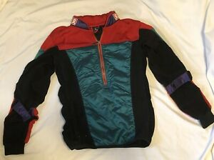 Vintage-DEMETRE-ROFFE-Ski-Sweater-Pull-Over-Mens-size-XS-Made-in-USA