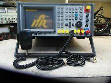 Aeroflex Ifr Com 120a Communications Service Monitor Spectrum Analyzer Loaded
