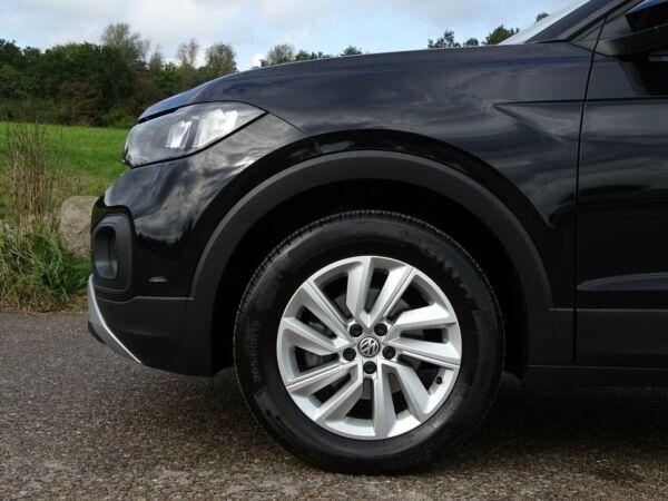 VW T-Cross 1,0 TSi 115 Life DSG - billede 2