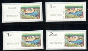 Canada-Year-2019-Mint-NH-Kiosk-Stamps-Complete-set-1