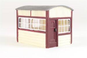 Hornby-R9786-Skaledale-Small-Signal-Box-OO-Gauge-1-76-Scale-NEW-BOXED