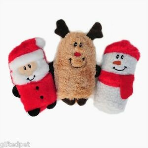Squeakie-Buddies-Dog-Toys-Holiday-3-Pack