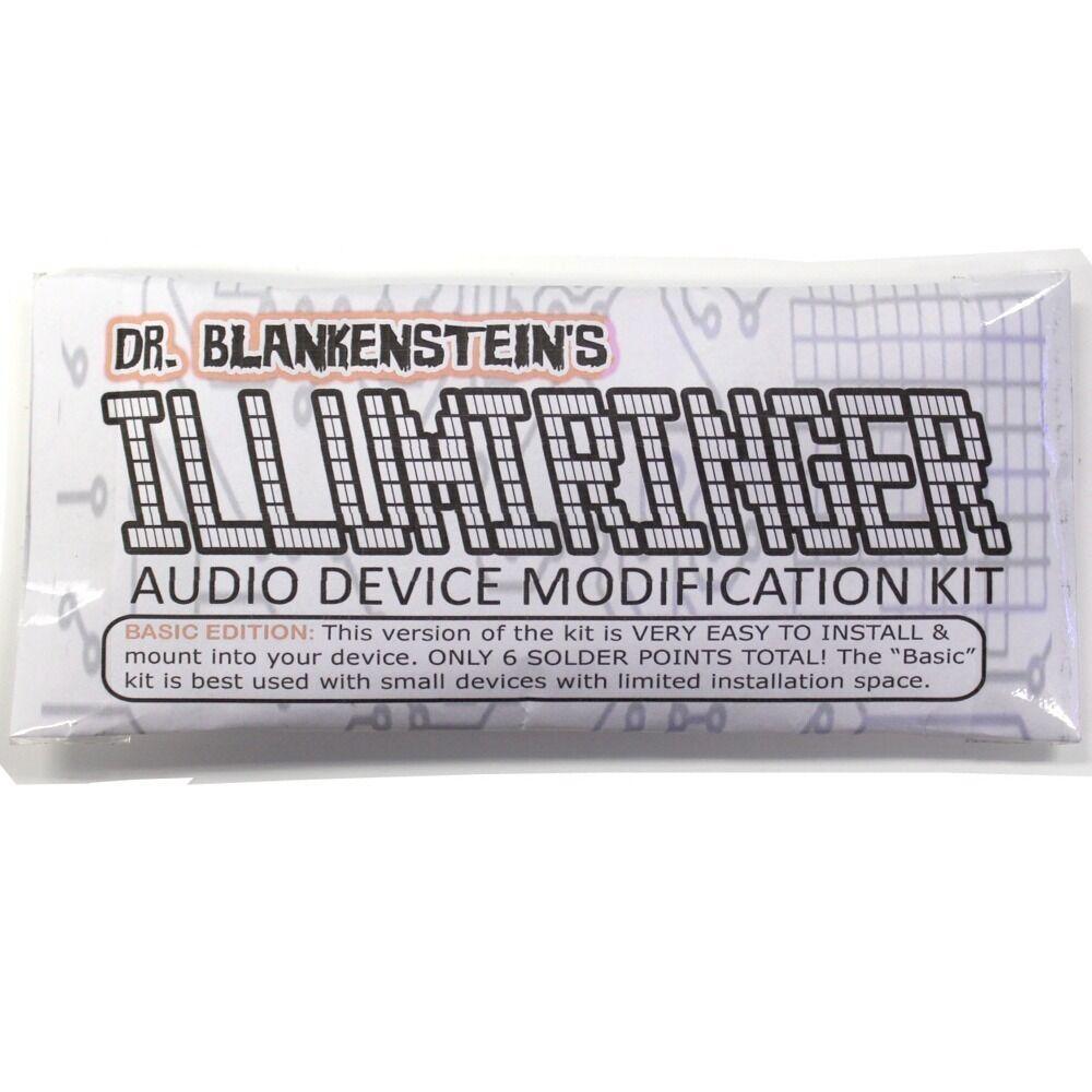 Dr. Blankenstein Illumiringer Audio Device Modification Kit  - Basic Version