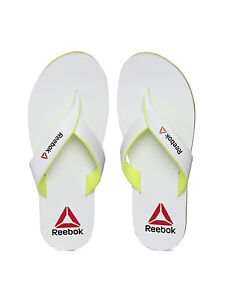 95bd2de5b67b2b Image is loading 10-Uk-Size-Reebok-Men-Advent-Flip-Flops-