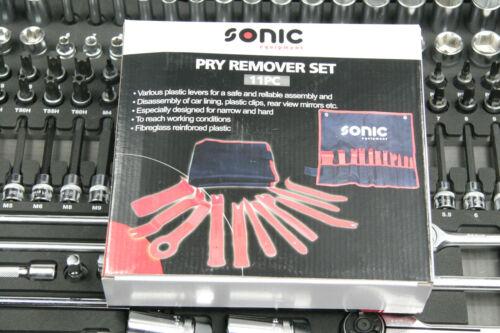 Sonic Abzieher Hebel Oberflächenkeil Set Innenraumverkleidung Kunststoffclipse