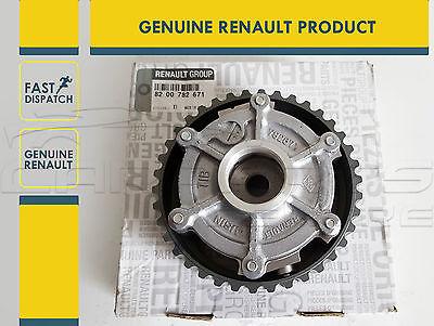 Camshaft Dephaser Pulley Renault Espace Laguna Megane 2.0 16V Turbo Genuine