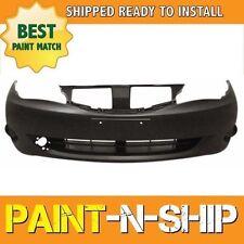 SU1100158 Pair New Bumper Covers Facials Set of 2 Front /& Rear Sedan SU1000158