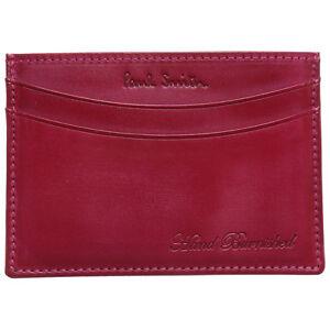 Card Leather Burnished 164000000047 Kredittkort Smith Credit Paul SnaBH7