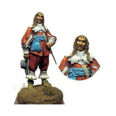 """Di Carattere Dolce Sgf Soldiers 54mm Metal Kit """"official Of Artillery 30 Years War 1620""""! No Box!"""