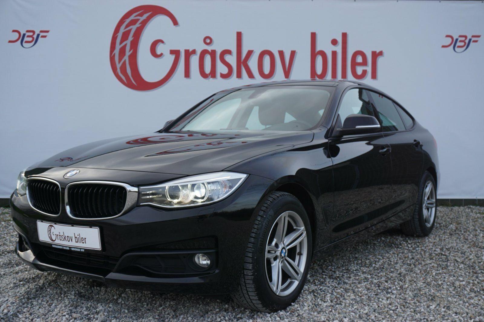 BMW 320d 2,0 Gran Turismo aut. 5d - 283.000 kr.