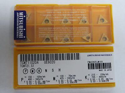 20pcs Mitsubishi TCMT21.51 TCMT110204 US735 New Free shipping