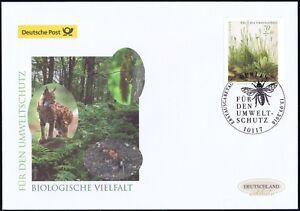 Frg-2018-Biological-Diversity-Post-Fdc-Der-Umweltschutzmarke-No-3411-20-05