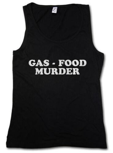 GAZ Food Murder Femmes Tank Top Maison des Zombie Thousand Corpses mille cadavres