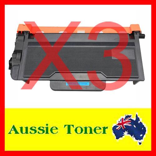 3x TN-3420 TN3440 TN-3470 Toner Cartridge for Brother HL-L5100 L5200 L6200 L6400